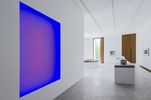 JAMES TURRELL »TALL GLASS« @ HäUSLER CONTEMPORARY