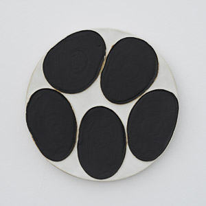 GARY KUEHN »FIVE BLACK PAINTINGS« 1972 @ HäUSLER CONTEMPORARY