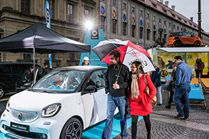 SMART ROADSHOW FOR MUNICH