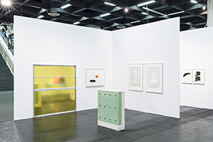 ART COLOGNE, HäUSLER CONTEMPORARY 2015