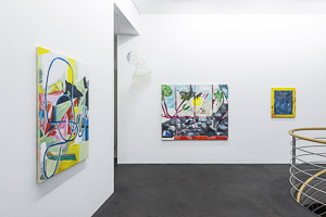 ALEJANDRA SEEBER »LINKS AND LOOPS« @ HäUSLER CONTEMPORARY