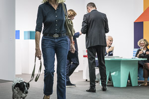 HAUSER & WIRTH, ART COLOGNE 2018